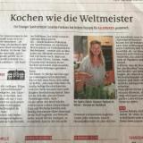 Forchheimer Zeitung | Nahrungsmittelintoleranzen - na und? Wir kochen wie die Weltmeister!