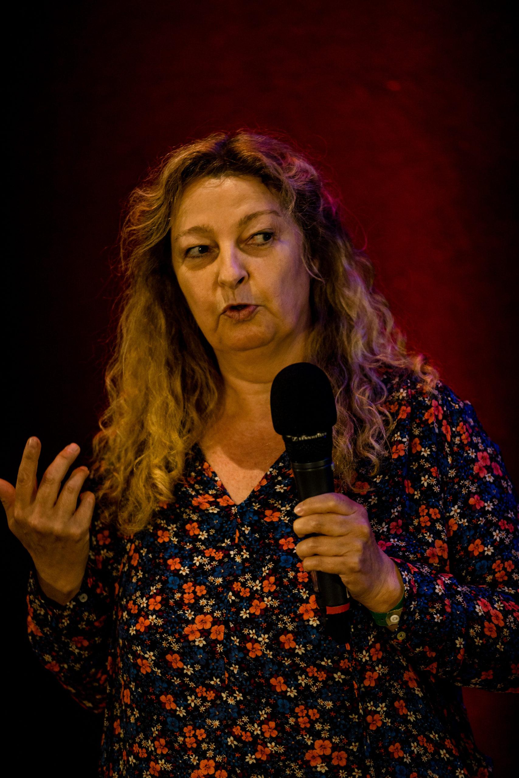 Silent Speaker Battle Susanne Panhans Wiesbaden 2020