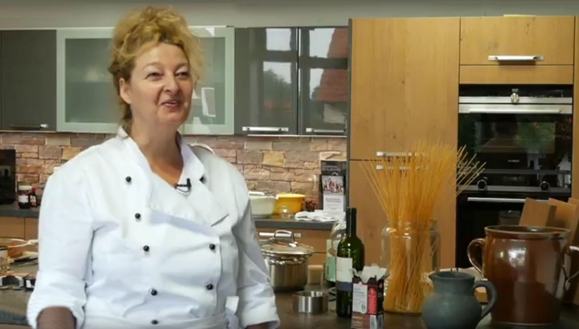 Video-Kochbuch mit Susanne Panhans