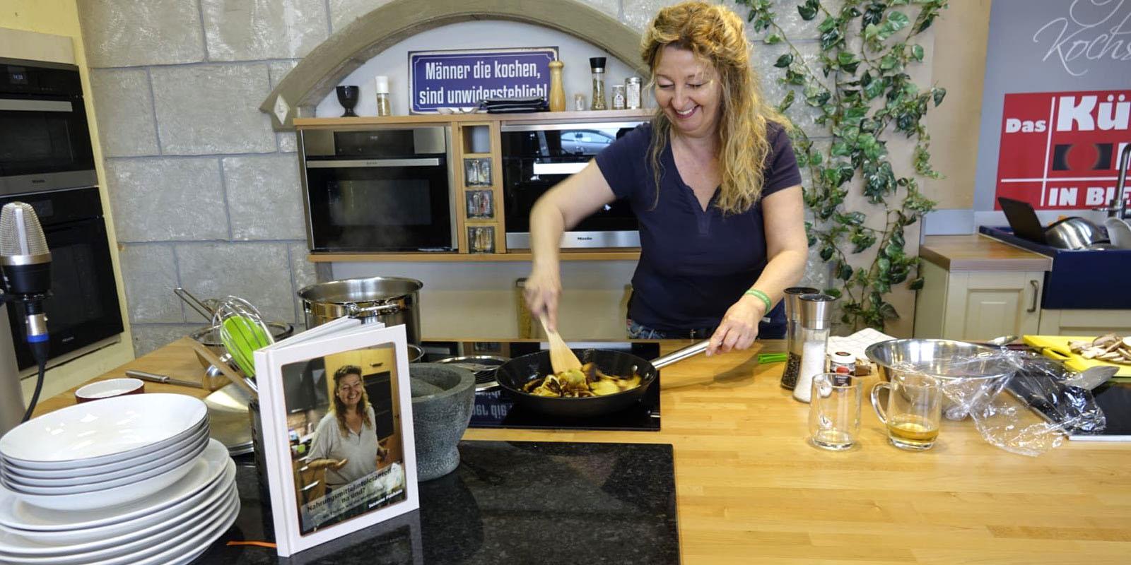 Susanne Panhans kocht histaminfrei   Einfach ohne Gluten und Co.